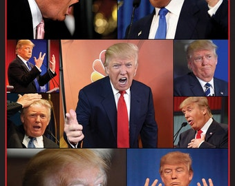 Donald Trump Greeting Card
