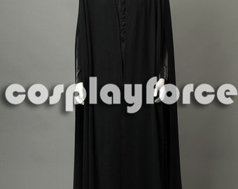 Harry Potter Hogwarts School Severus Snape Cosplay Costume mp002904