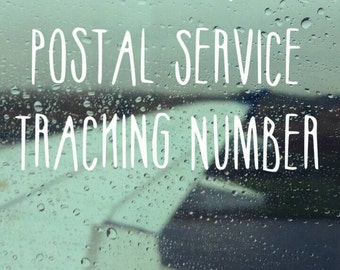 USPS Domestic Tracking Number