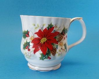 Royal Albert Yuletide Mug