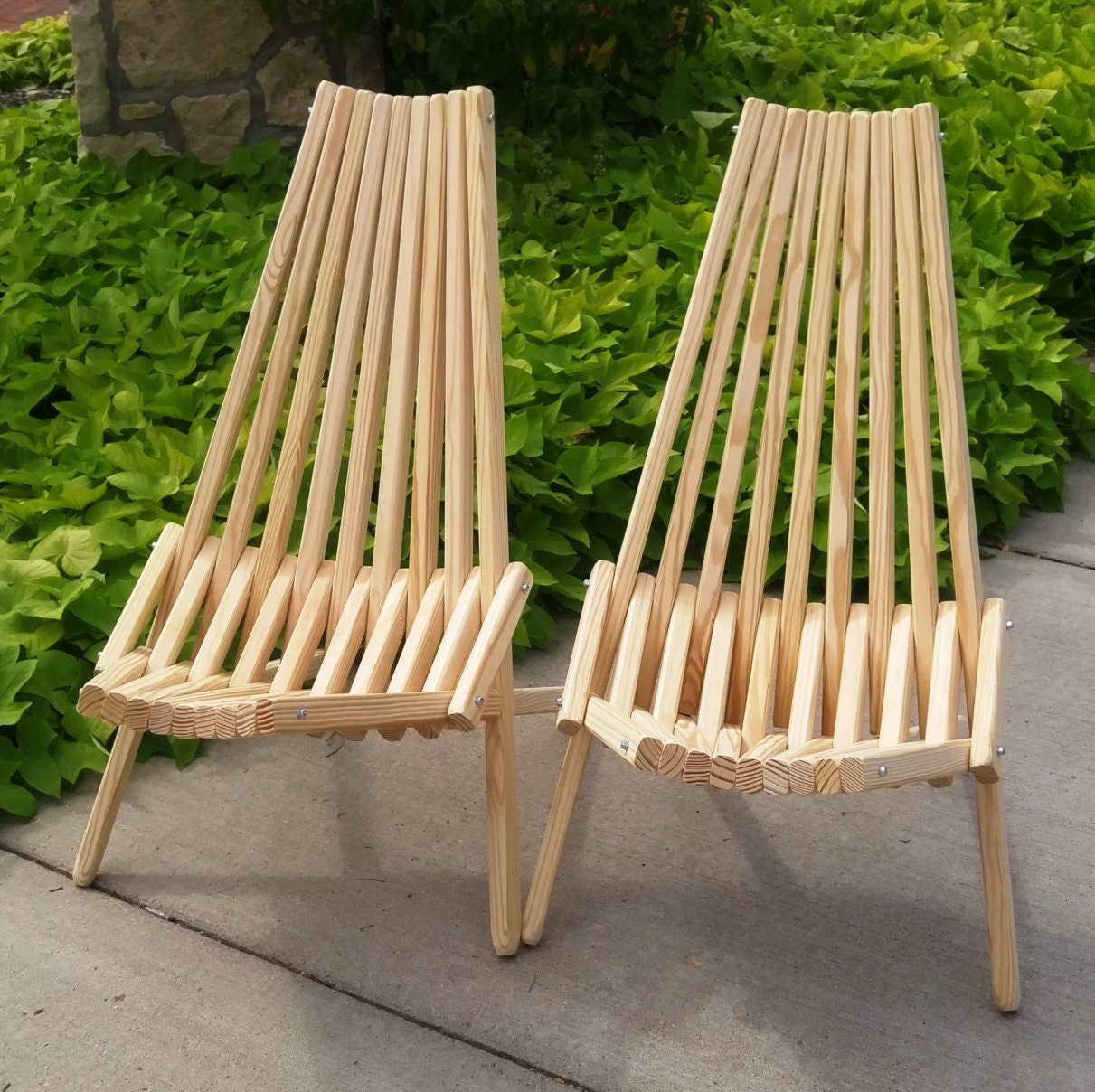 Patio Furniture, Unfinished, Kentucky Stick Chair, Adirondack Chair, Accent  Chair, Belize