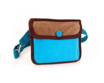 "Belt bag ""Aida"" - custom design fanny pack"