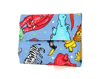 Bugs deluxe crayon wallet easter gift ready to ship crayon zoo animals deluxe crayon wallet easter gift ready to ship crayon organizer negle Choice Image