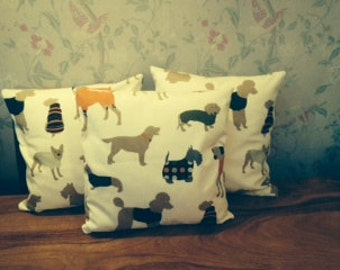 Every Dog Has His Day Cushions