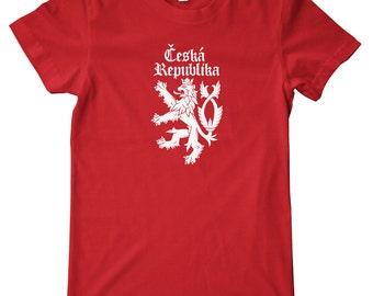 Czech Republic Premium T-Shirt