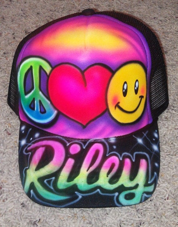 Cool Personalized Ball Cap for Kids