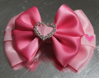 LIMITED EDITION: Pink Valentine's Bow