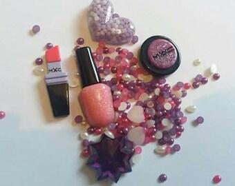 Make up glamour Decoden / embellishment bundle