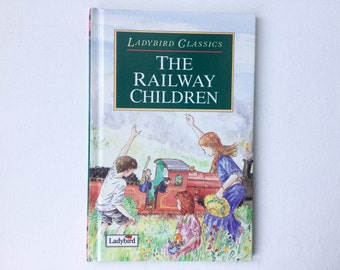 Ladybird The Railway Children Book, Ladybird Classics, Series 9420, Gloss Hardback, 1994, 00224