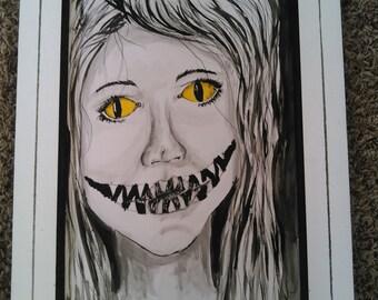 Cheshire Girl