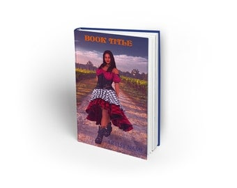 Pre-made High-Quality eBook cover for Amazon Kindle