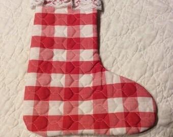Handmade Stocking
