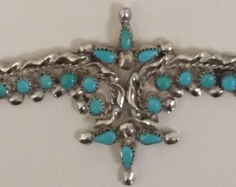 Super Sale!!! Zuni Turquoise Beautiful Necklace