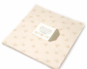 Silver Linings Layer Cake by Laundry Basket Quilts for Moda