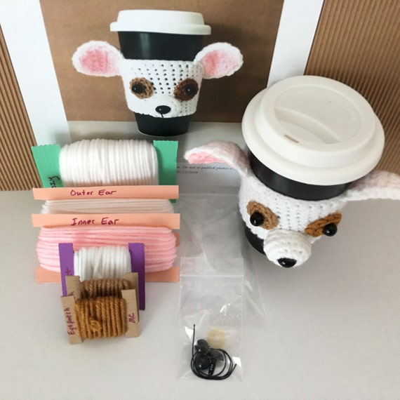 Crochet Pattern Gift - DIY Crochet Kit - Amigurumi Kit ...