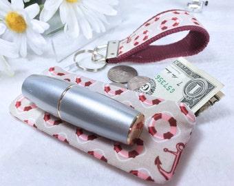 Key Fob Vape Juice Bag, Lipstick Pouch, Coin Purse, Earbuds Headphones Case