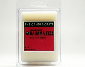 Bahama Fizz Scented Soy Wax Melts