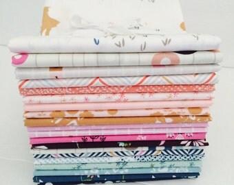 SALE!! Fat Quarter Bundle Playground by Amy Sinibaldi for Art Gallery Fabrics-20 Fabrics