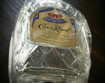 Crown Royal tray