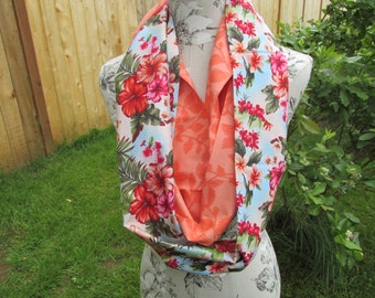Sale Women's Infinity Scarf, Circle Scarf, Loop Scarf, Women's Fashion Accessories,Scarf