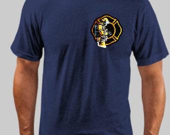 Fire Fighter Prayer Tee