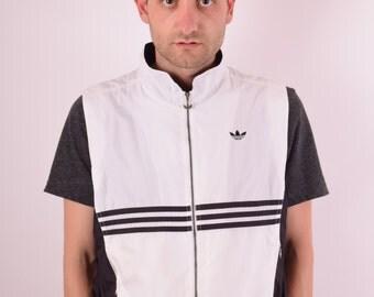 Vintage Adidas Vest (543)