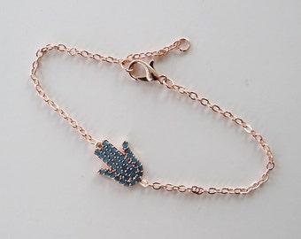 Fatma's Hand Bracelet