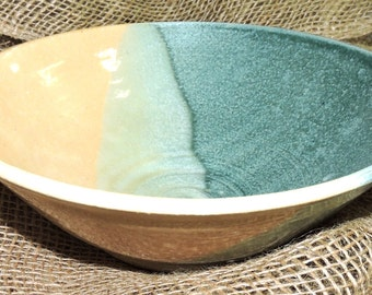 Handmade Stoneware Medium Bowl