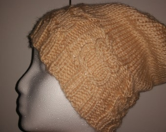 Baby owl slouch hat