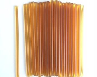 Clover (Plain) Honey Sticks - 50 Count
