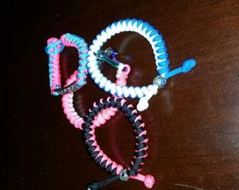 Shiny Bracelets