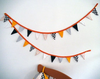 BALANCES! -30%!!!!!!! Garland of pennants, bunting