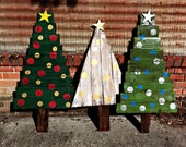 Christmas Decoration - Christmas Tree - Christmas Decor - Pallet Christmas - Outdoor Christmas - Rustic Christmas - Holiday Decor
