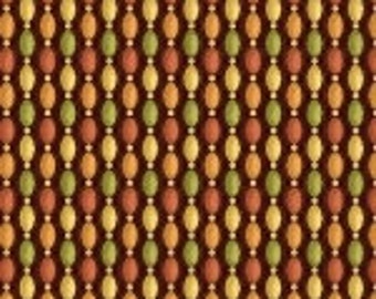 Fall Fabric, Beads-Aubergine from the Welcome Harvest collection_8522-58
