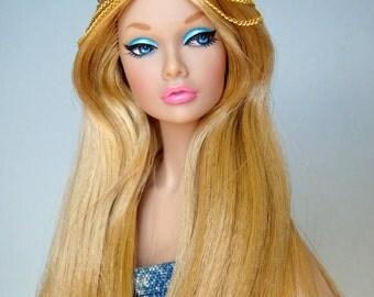 Fashion Royalty, Barbie Chain Headband, Gold