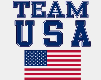 Team USA Olympics - Bodysuit or Shirt