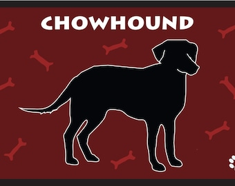Chowhound Placemat