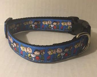 Peanuts Crew Dog Collar