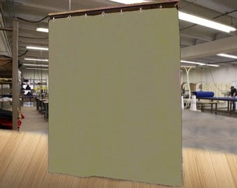 """Special Color Economy Stage Curtain/Backdrop/Partition, 9'H x 4'6""""W, Non-FR, Free Shipping!"""