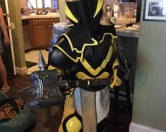 Zweihander FearSome 6 original costume