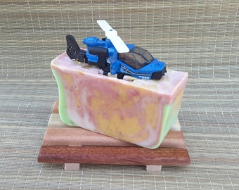Citrus Kids Soap, Toy Soap, Soap for children