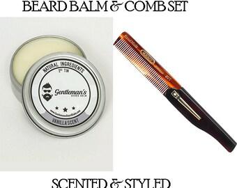 beard grooming kit beard care gift set. Black Bedroom Furniture Sets. Home Design Ideas