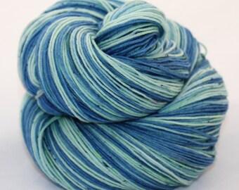 OOAK43 - Superwash Merino / Nylon 4ply Yarn (75/25)
