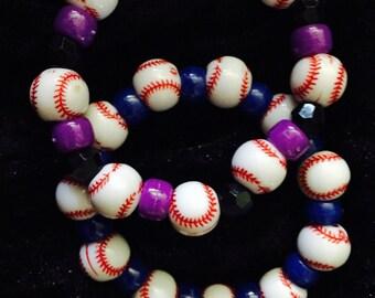 Sport  bracelets baseball