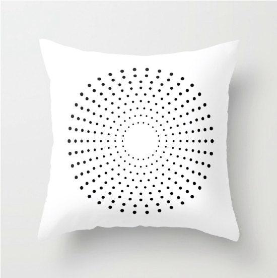 housse coussin scandinave housse coussin noir blanc coussin. Black Bedroom Furniture Sets. Home Design Ideas