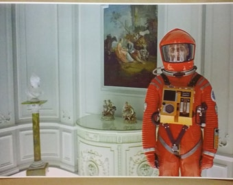 "2001 Space Odyssey FULL SIZE 36"" x 24""  Poster Print ""Future Self"" Space Monolith Kubrick"