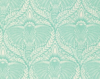 Eden by Tula Pink - Elephant Deity in Mojito - Fabric by the yard