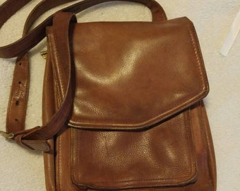 Vintage Fossil Cross body Bag