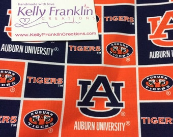 Auburn University Fabric