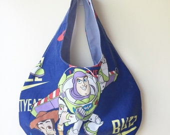 Toy Story Shoulder Bag Handmade by Over It! Designs
